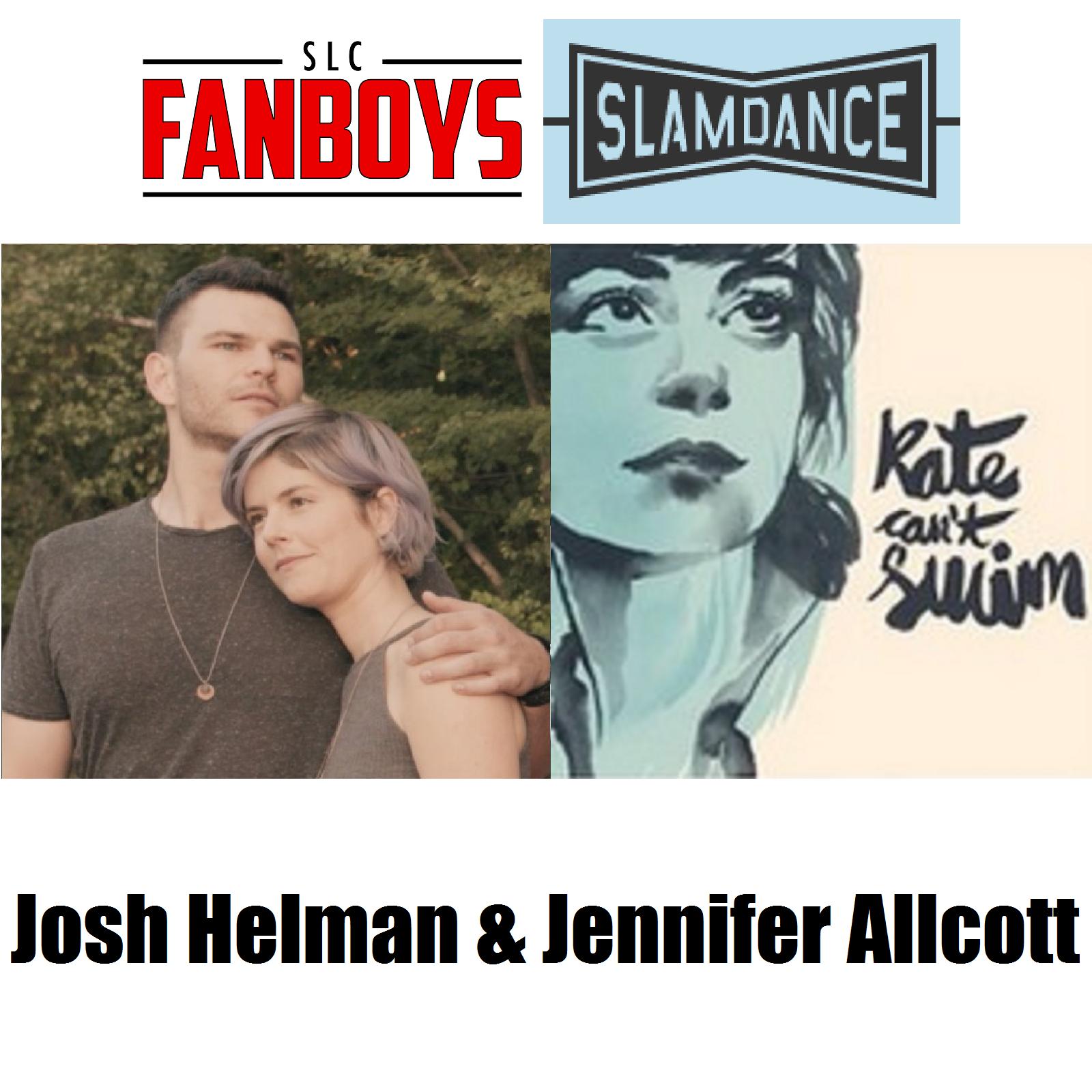 Artwork for (VIDEO) Josh Helman and Jennifer Allcott - Kate Can't Swim - Slamdance