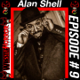 Artwork for 009 - Alan Shell of Backwoodz Oddities Haunted House Interview