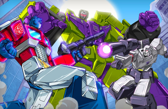 Writing for Video Games with Andy Schmidt (Transformers: Devastation)