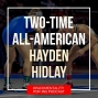 Artwork for Two-time All-American Hayden Hidlay talks about his 2018-19 - NCS45