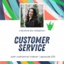Artwork for Episode 109 - Customer Service with Catherine of Kitty Meow Boutique