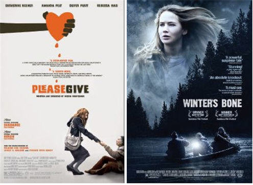 Mark White - Production Designer on Please Give and Winter's Bone - Now on DVD