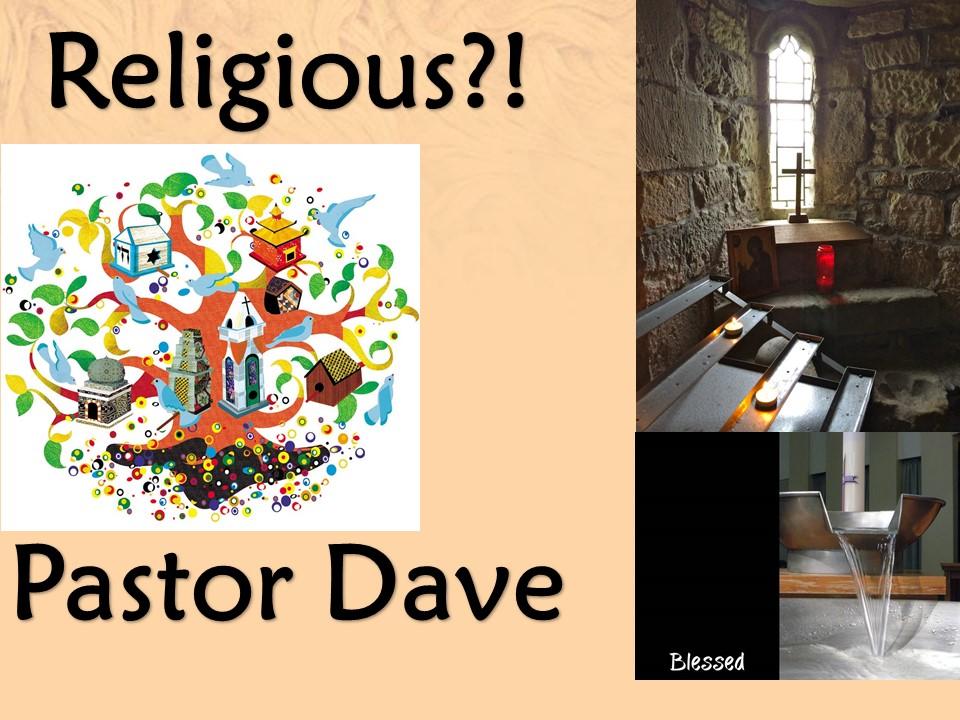 Religious?!