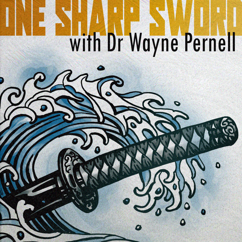 OneSharpSword show art