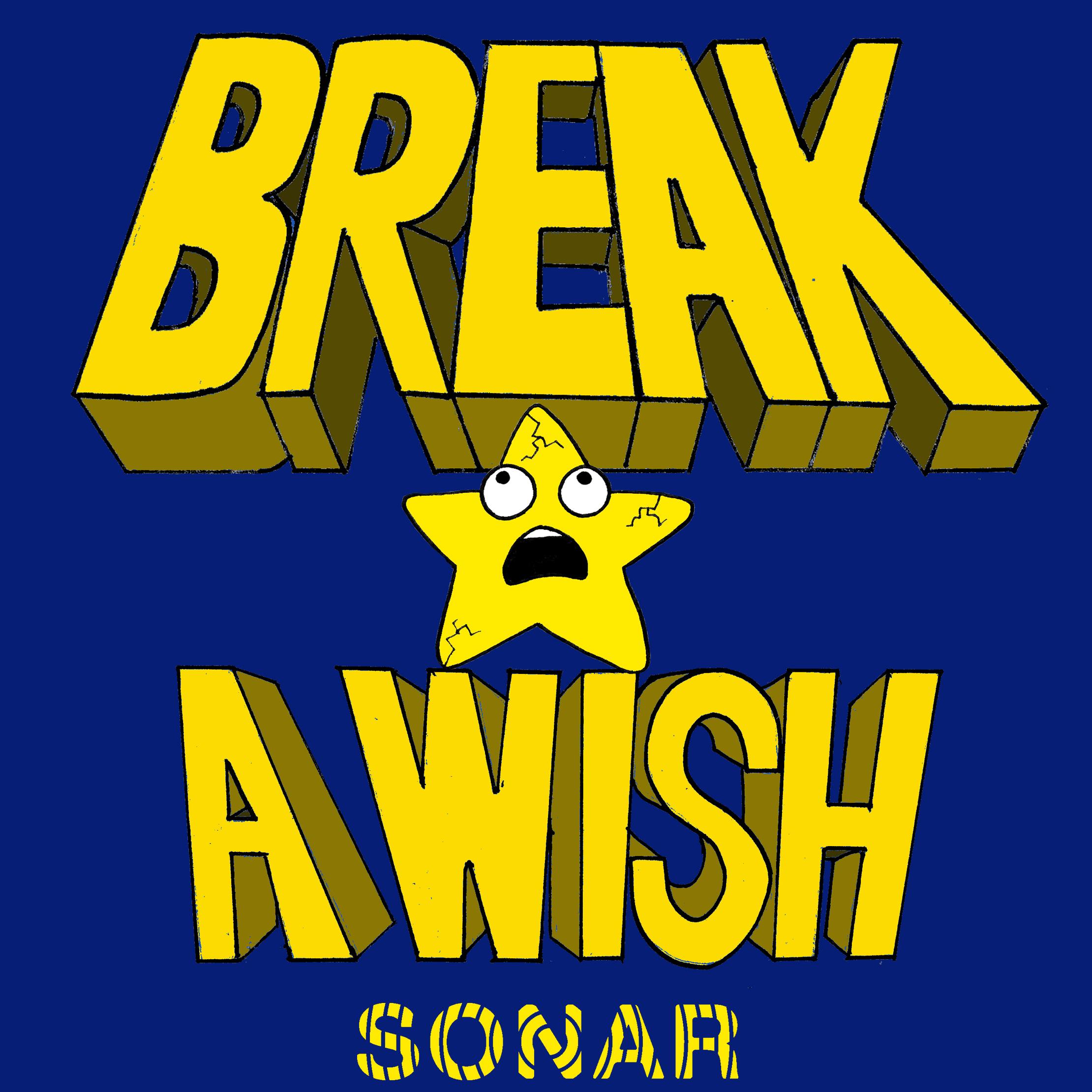 Break A Wish show art