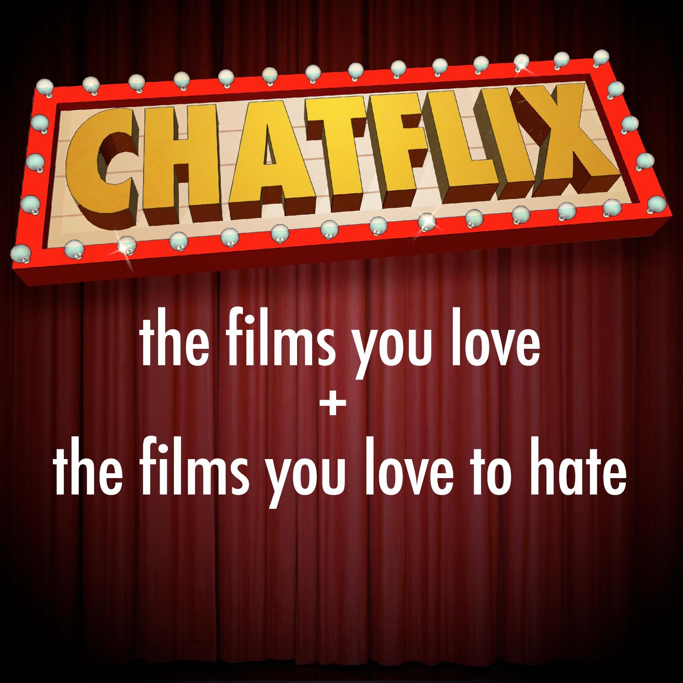 Chatflix show art