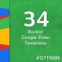 Artwork for Rockin' Google Slides Templates - GTT034