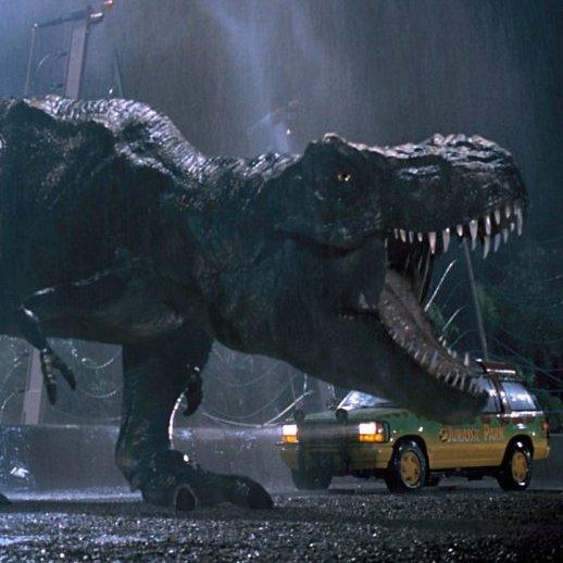 Artwork for Episode 103: Jurassic Park