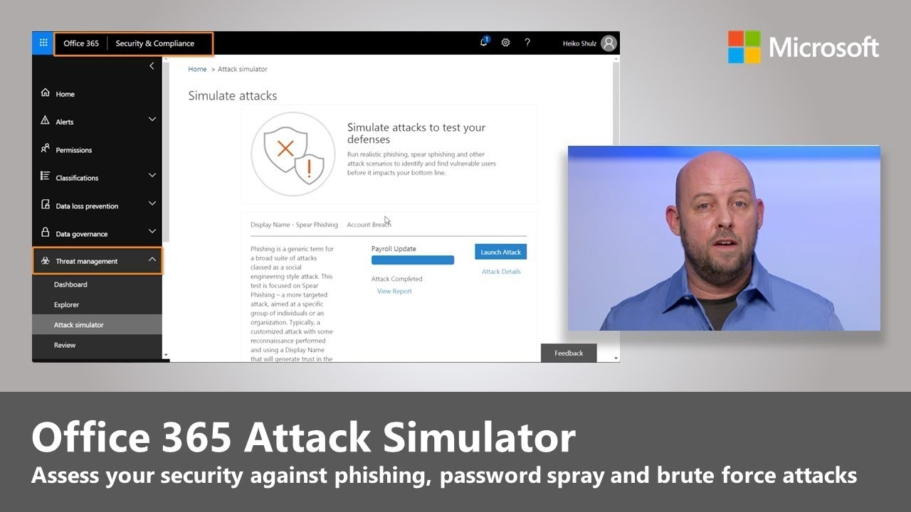 Artwork for Introducing Office 365 Attack Simulator