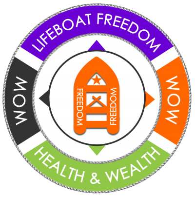 WOW Lifeboat Freedom (Wellness Offers Wealth) show image
