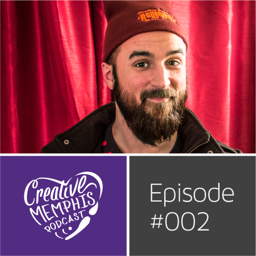 Episode #002: Joey Miller, freelance photographer