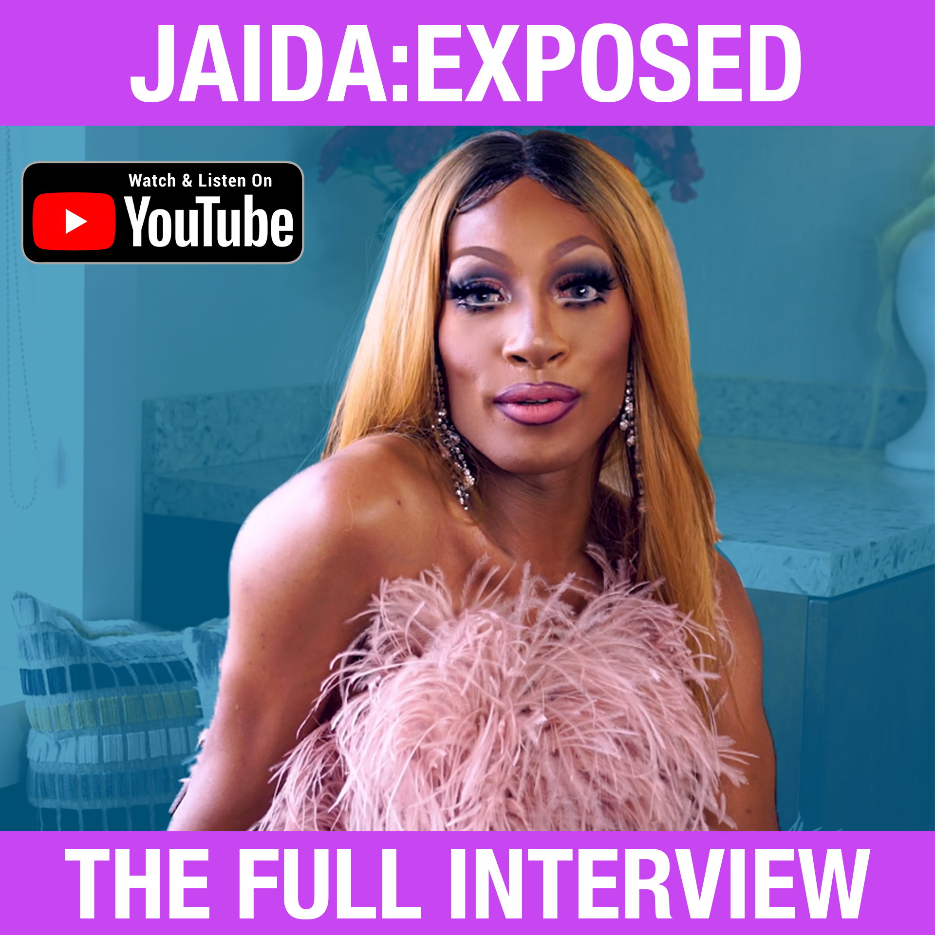 Jaida Essence Hall: Exposed (An Exclusive First Interview)
