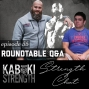 Artwork for Strength Chat #55: Team Roundtable