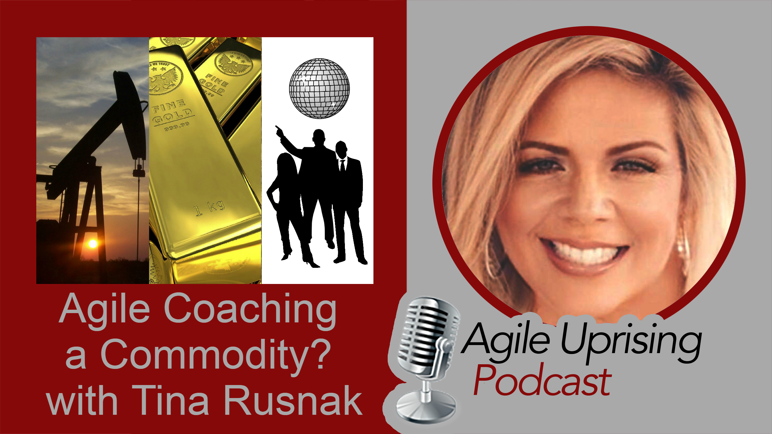 Agile Coaching a Commodity? with Tina Rusnak