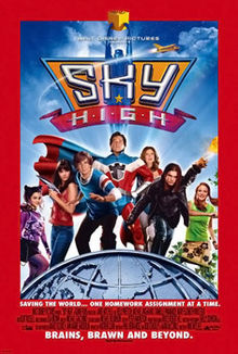 Sky High Commentary