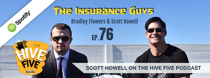 Insurance Guys | Hive Five | ep76