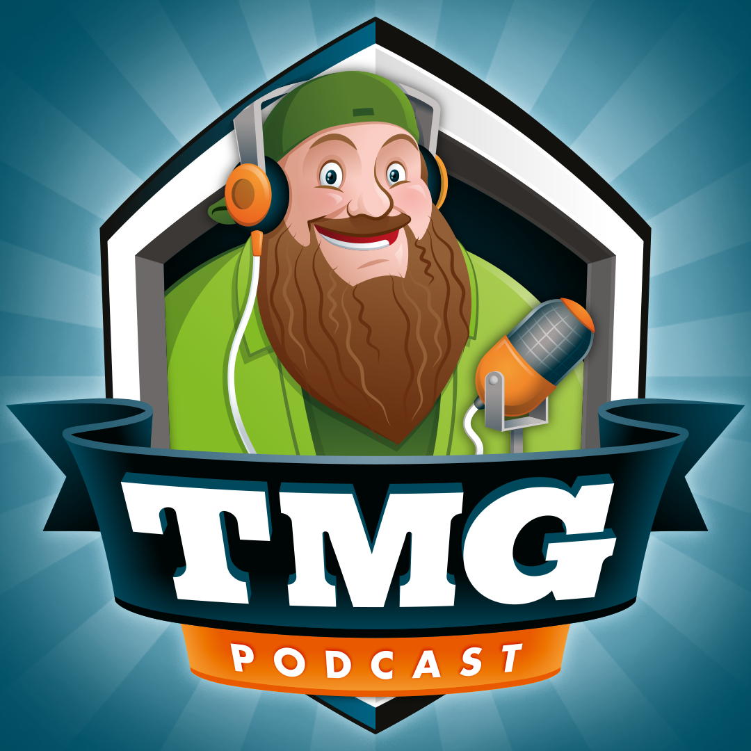 Artwork for The TMG Podcast - A minister makes a game about killing Hitler with Philip duBarry - Episode 063