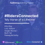 Artwork for #RidersConnected Special: My Horse of a Lifetime
