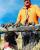 Mountrail County Waterfowlers show art