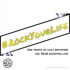 #RockYourLife MONTH SERIES: Intro