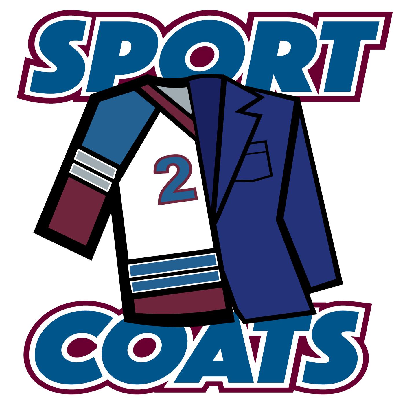 Sport Coats Podcast show art