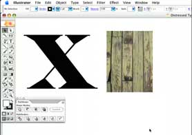 Creating Distressed Type in Illustrator CS2