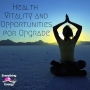 Artwork for Health Vitality and Opportunities for Upgrade