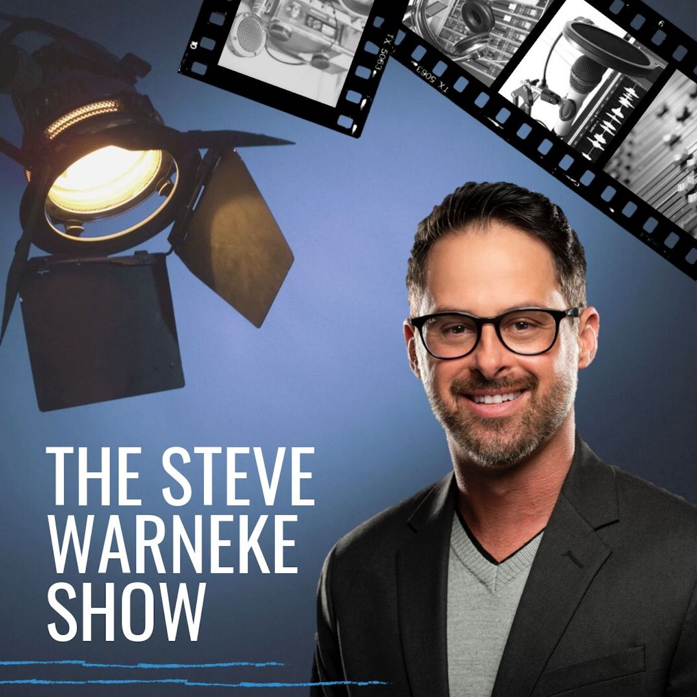 The Steve Warneke Show show art