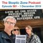Artwork for The Skeptic Zone #581 - 1.December.2019