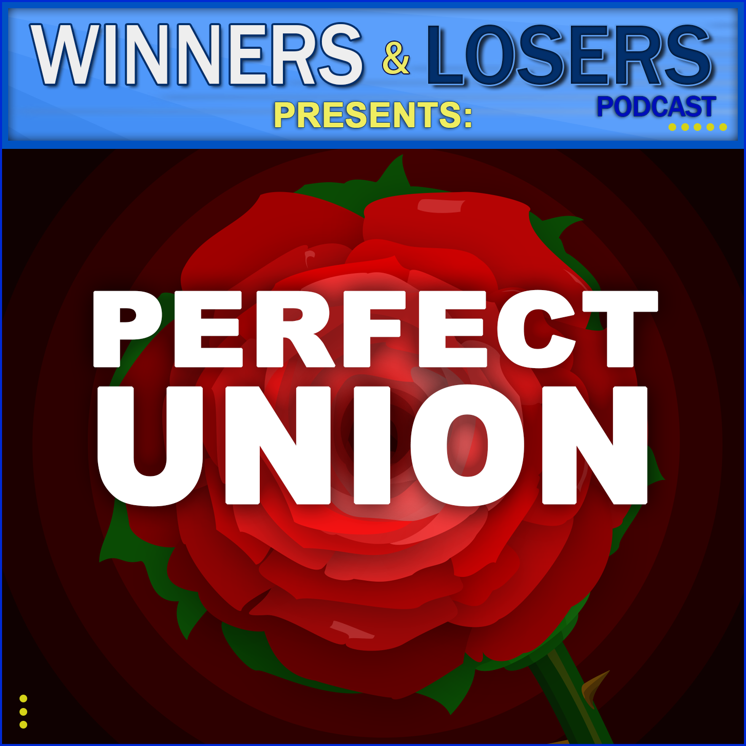 Perfect Union #21 | Rudy Wacks, Trump Walks, Obama Blasts Off show art