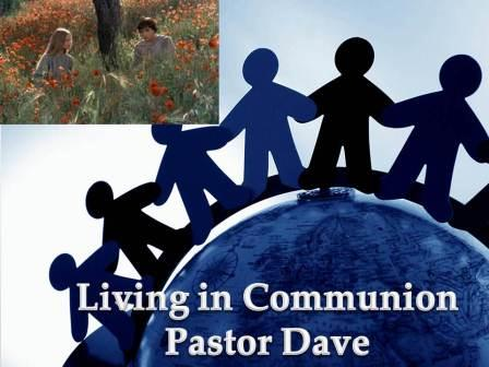 Living in Communion