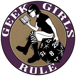 Geek Girls Rule! logo