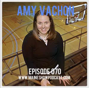 Episode 070 - Amy Vachon