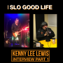 Artwork for Kenny Lee Lewis Interview Part 1