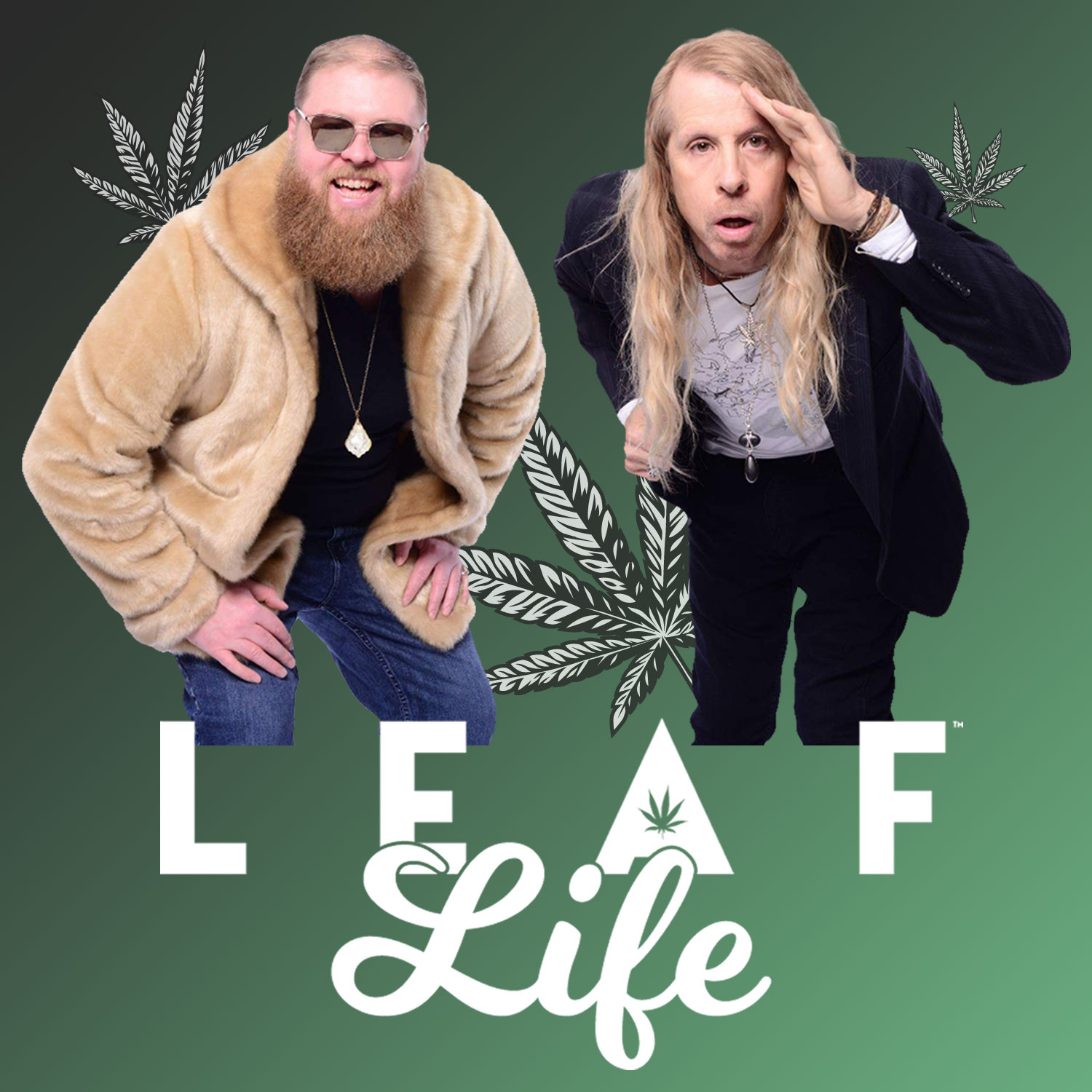 Leaf Life Podcast | All Things Cannabis For All People show art