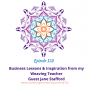 Artwork for 132: Business Lessons and Inspiration from my Weaving Teacher