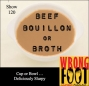 Artwork for EP120--Beef Bouillon or Broth