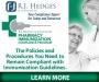 Artwork for Pharmacy Podcast Episode 58 Pharmacy Immunization Compliance Program by RJ Hedges