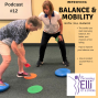 Artwork for Improving Balance and Mobility with Jill Rango
