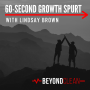 Artwork for 60-Second Growth Spurt:  Set and Achieve SMART Goals