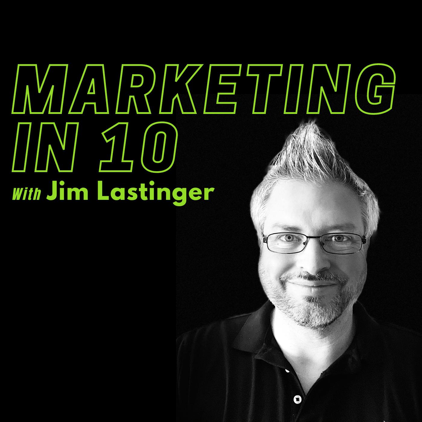 Marketing In 10 show art