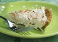 Tofu Coconut Cream Pie