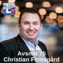 Artwork for Avsnitt 75 - Christian Finnsgård