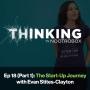 Artwork for The Start-Up Journey ft. Evan Stites-Clayton || Episode 18 (Pt. 1)