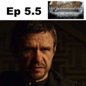 Spoilers and News for the week of April 18th, 2015 -  Ep 005.5 The Fandom Zone