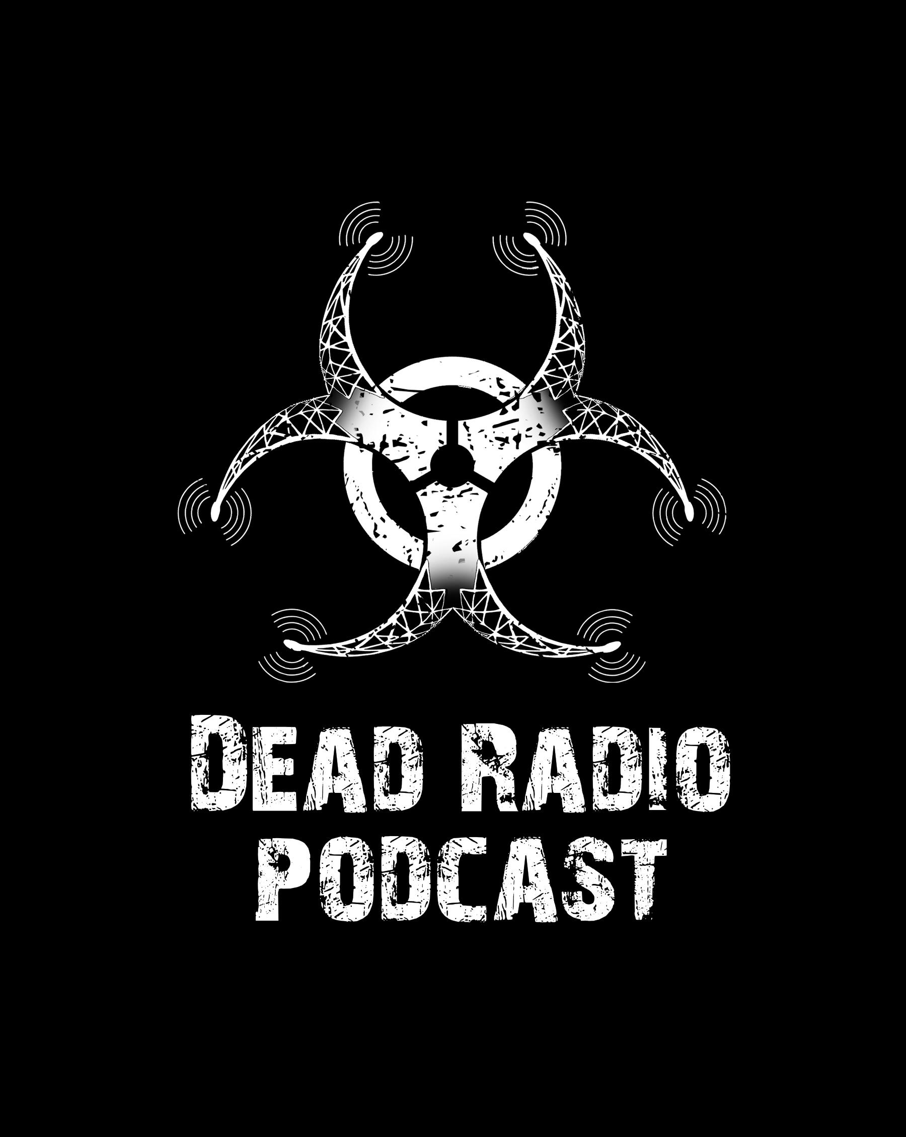 Dead Radio Podcast show art