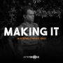 Artwork for How Blind Runner Chaz Davis set an American Record. Making It: An AfterShokz Podcast Series by BibRave Episode 1