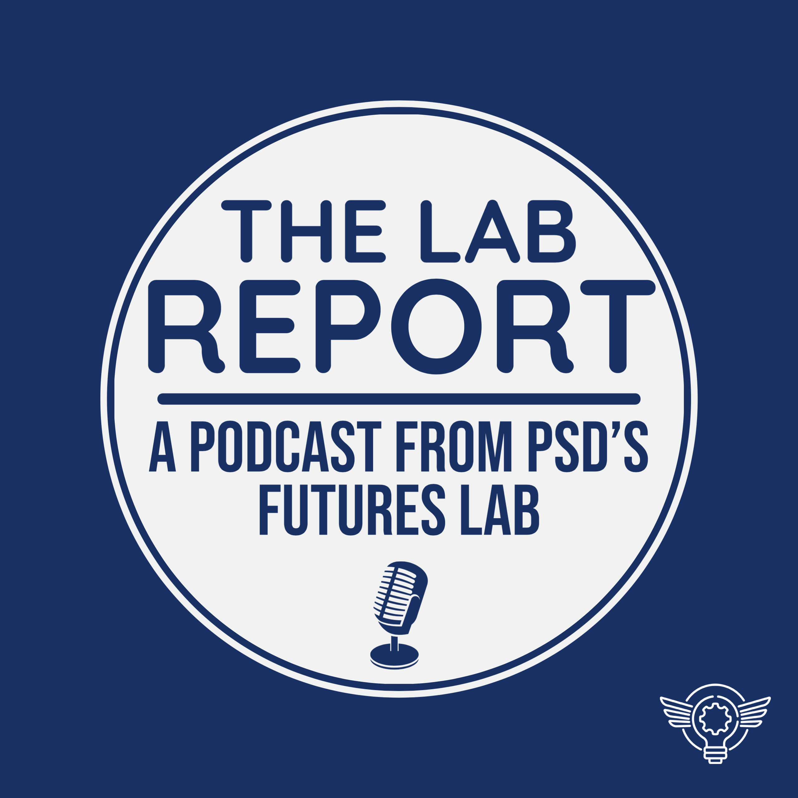 The Lab Report show art