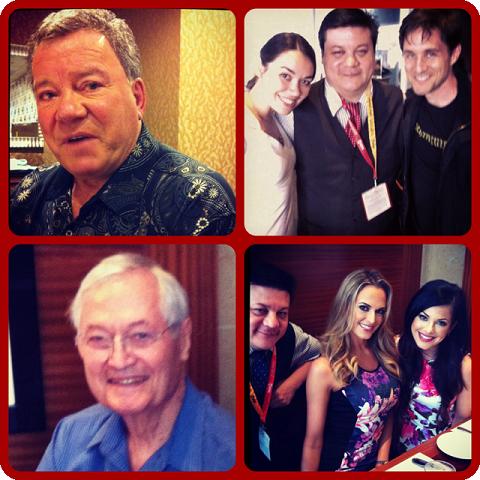 Episode 421 - More SDCC w/ Willam Shatner, Roger Corman, Yuri Lowenthal, Tara Platt & More!