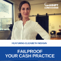 Artwork for EP 085: Failproof Your Cash Practice with Elizabeth Wergin